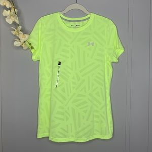 NEW Under Armour Neon Shirt M